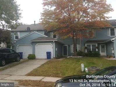 13 N Hill Drive, Westampton Twp, NJ 08060 - #: 1010009594