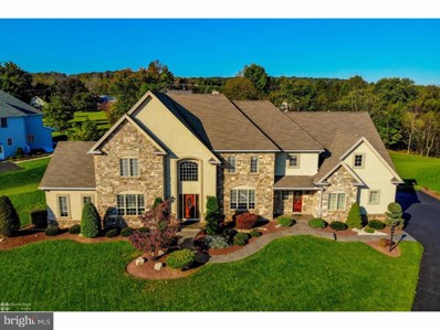 5605 Tuscany Court, Coopersburg, PA 18036 - MLS#: 1010009614
