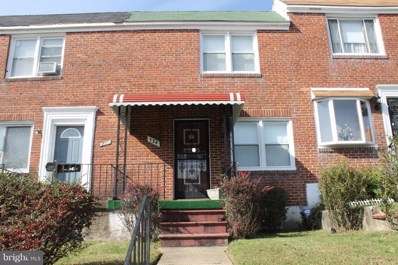 724 Roundview Road, Baltimore, MD 21225 - #: 1010009772