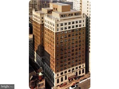 1324 Locust Street UNIT 526, Philadelphia, PA 19107 - #: 1010010226