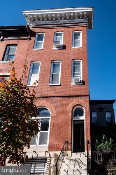 20 S Chester Street, Baltimore, MD 21231 - #: 1010010782