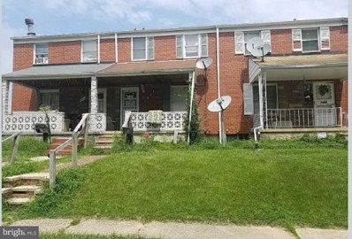 1029 Bayner Road, Baltimore, MD 21221 - #: 1010010872