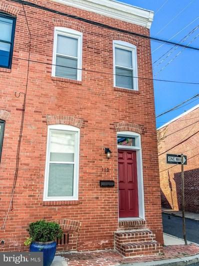 110 N Madeira Street, Baltimore, MD 21231 - #: 1010010980