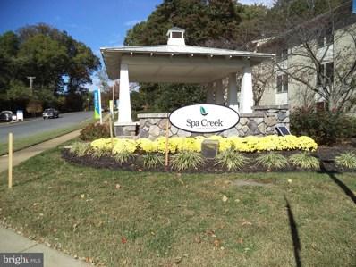 1142 Cove Road UNIT 101, Annapolis, MD 21403 - #: 1010011150