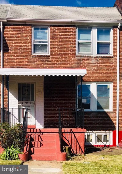 2706 E Federal Street, Baltimore, MD 21213 - #: 1010011484