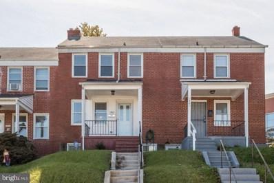 1303 Sherwood Avenue, Baltimore, MD 21239 - MLS#: 1010011500