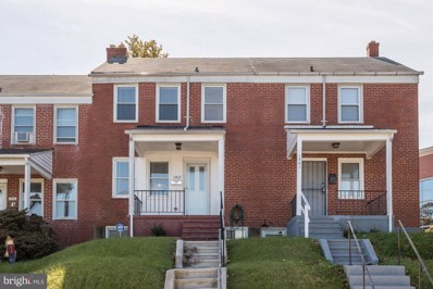 1303 Sherwood Avenue, Baltimore, MD 21239 - #: 1010011500