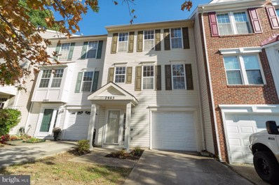 2903 Rose Crest Lane, District Heights, MD 20747 - #: 1010011572