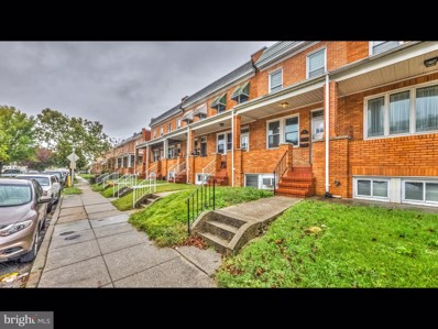 418 Elrino Street, Baltimore, MD 21224 - #: 1010011852