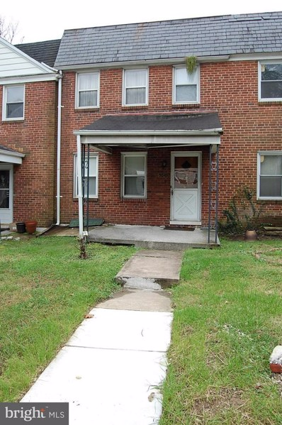 5045 Frederick Avenue, Baltimore, MD 21229 - MLS#: 1010012208