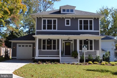 206 Marshall Street, Falls Church, VA 22046 - MLS#: 1010012634