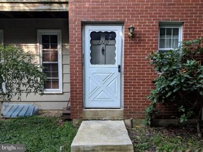 2220 Dickens Terrace, Newark, DE 19702 - MLS#: 1010012704