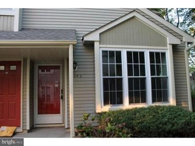 1205A Yarmouth Lane, Mount Laurel, NJ 08054 - MLS#: 1010012800