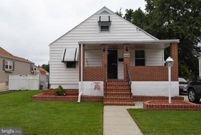 909 Martin Road, Baltimore, MD 21221 - #: 1010013050