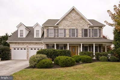 417 Albin Drive, Stephens City, VA 22655 - #: 1010013456