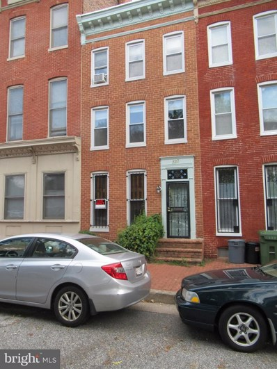 323 S Fremont Avenue, Baltimore, MD 21230 - #: 1010013550