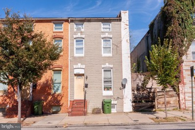 1204 W Lombard Street, Baltimore, MD 21223 - #: 1010014106