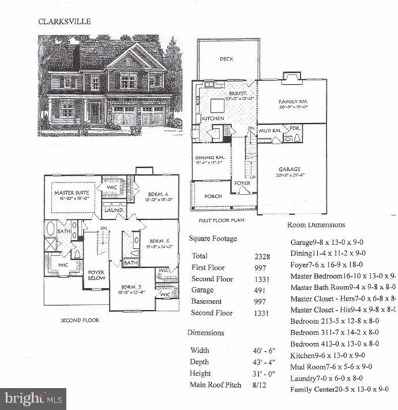 8261 Wb And A Road, Severn, MD 21144 - MLS#: 1010014520