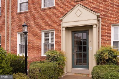 5 Russell Road UNIT A, Alexandria, VA 22301 - MLS#: 1010014860