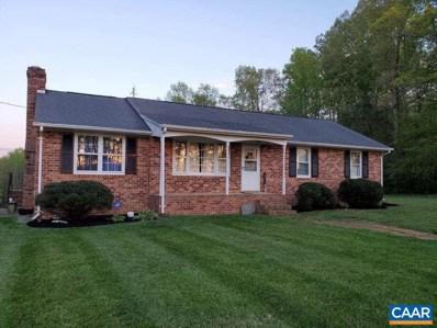 356 Spring Road, Mineral, VA 23117 - #: 616785