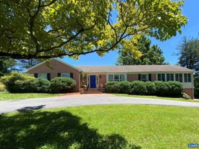195 Red Hill Road, Orange, VA 22960 - #: 619111