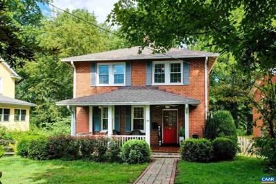139 Stribling Ave, Charlottesville, VA 22903 - MLS#: 621649
