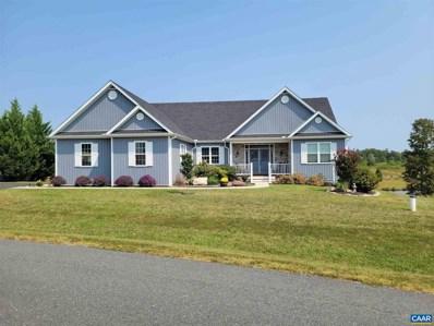 513 Rosewood Dr, Scottsville, VA 24590 - #: 622126