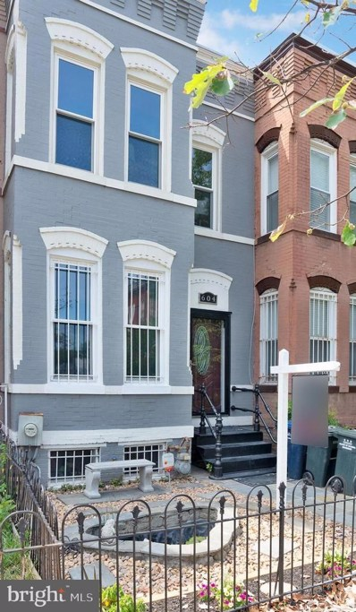 604 15TH Street NE, Washington, DC 20002 - MLS#: DCDC100043