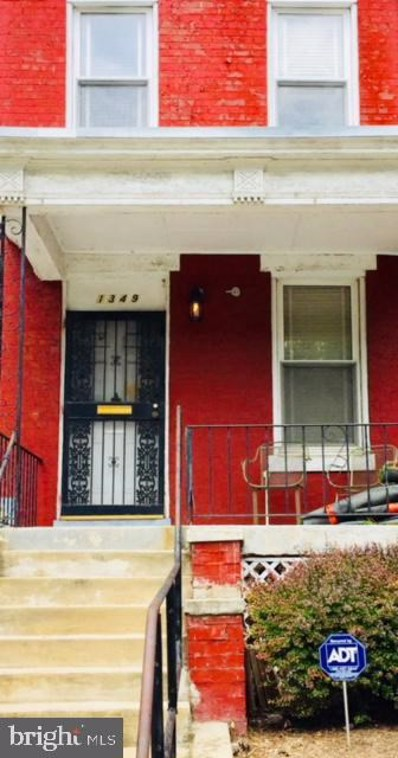 1349 Perry Place NW, Washington, DC 20010 - #: DCDC100205