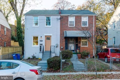 3409 SE 25TH Street SE, Washington, DC 20020 - MLS#: DCDC101986