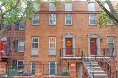 1622 Beekman Place NW UNIT A, Washington, DC 20009 - #: DCDC102432