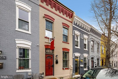 2261 12TH Place NW, Washington, DC 20009 - MLS#: DCDC102556