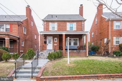 1347 Tewkesbury Place NW, Washington, DC 20012 - MLS#: DCDC186130