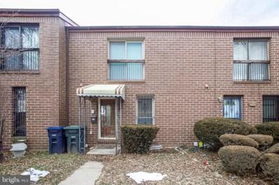 822 Wheeler Hill Drive SE UNIT 822, Washington, DC 20032 - #: DCDC2000052
