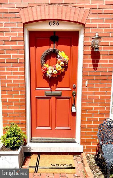 628 Browns Court SE, Washington, DC 20003 - #: DCDC2004018