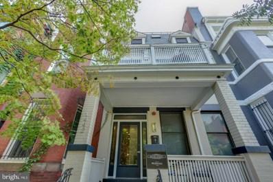 1442 Harvard Street NW UNIT 1, Washington, DC 20009 - MLS#: DCDC2004924