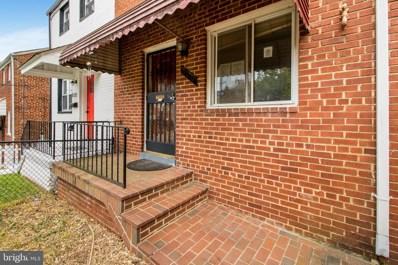 4219 Hildreth Street SE, Washington, DC 20019 - #: DCDC2006036