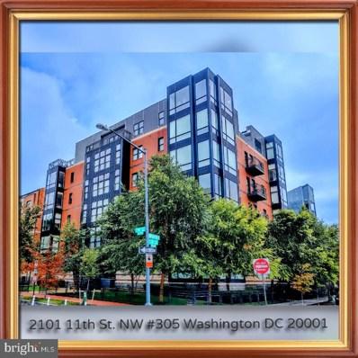 2101 11TH NW UNIT 305, Washington, DC 20001 - #: DCDC2008622