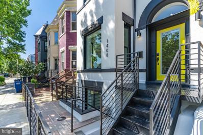 1408 5TH Street NW, Washington, DC 20001 - MLS#: DCDC2011890