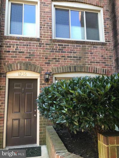 1236 Eton Court NW UNIT T19, Washington, DC 20007 - #: DCDC2012038