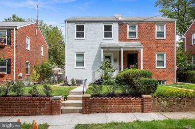 464 Burns Street SE, Washington, DC 20019 - #: DCDC2012588