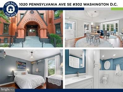 1020 Pennsylvania Avenue SE UNIT 302, Washington, DC 20003 - #: DCDC2012732