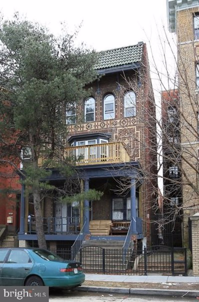 1424 Harvard Street NW, Washington, DC 20009 - #: DCDC2014360