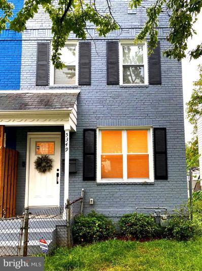 5349 Ames Street NE, Washington, DC 20019 - #: DCDC2014478