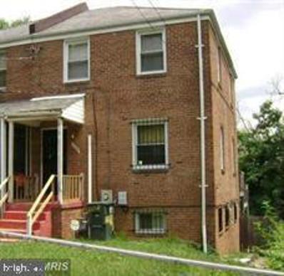 3788 1ST Street SE, Washington, DC 20032 - #: DCDC2015556