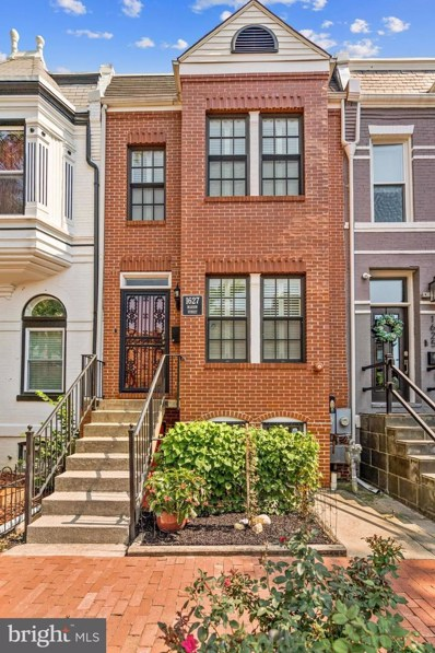 1627 Marion Street NW UNIT B, Washington, DC 20001 - MLS#: DCDC2015660