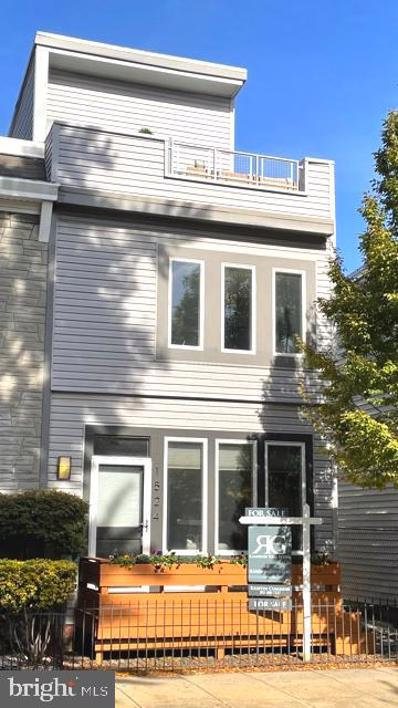 1524 Gales Street NE, Washington, DC 20002 - MLS#: DCDC2016512