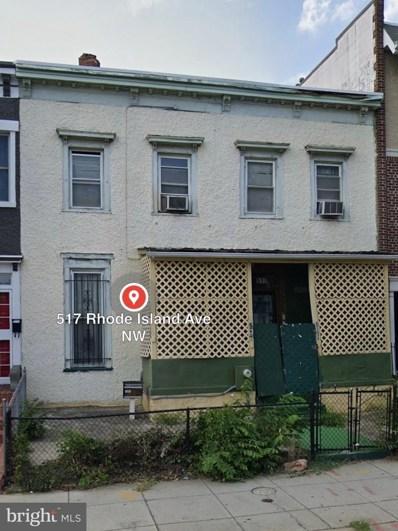 517 Rhode Island Avenue NW, Washington, DC 20001 - #: DCDC2016548