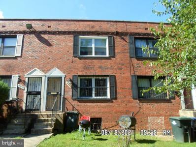 4954 Just Street NE, Washington, DC 20019 - #: DCDC2016930