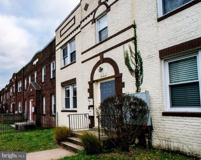 1621 E Street NE UNIT 1, Washington, DC 20002 - MLS#: DCDC213252